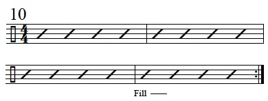 Fundamental Fills 9