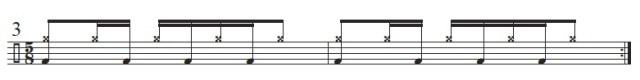 Progressive Drumming Essentials 3