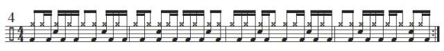 Progressive Drumming Essentials 4