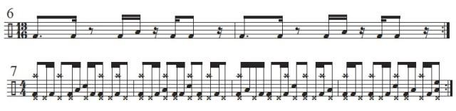 Progressive Drumming Essentials 6