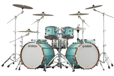 Yamaha Recording Custom Drumset