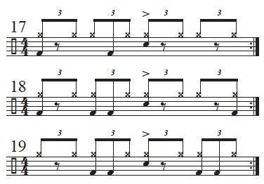 Exploring The Mangambe Rhythm 11