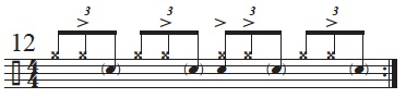 Exploring The Mangambe Rhythm 8