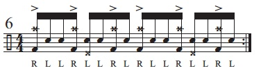 Right-hand Lead 6