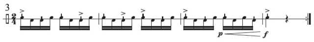 Basel Drumming Basics 3