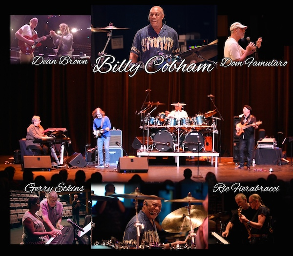 Billy Cobham Rhythm Section Retreat