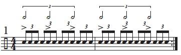 Rhythmic Conversions 1