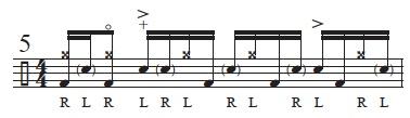 Three-Note Variations 5
