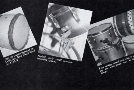 Evolution of the Drum Set 2
