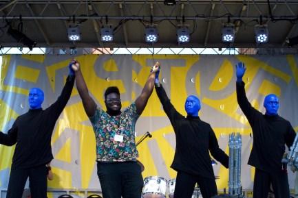 Blue Man Group Winner