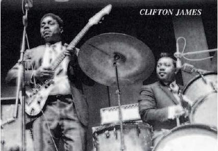 Clifton James