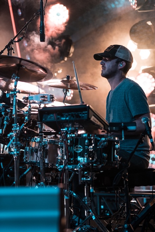 On The Beat with Whit Sellers of Old Dominion: Talks Playing