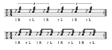 Compound Rudiments 2