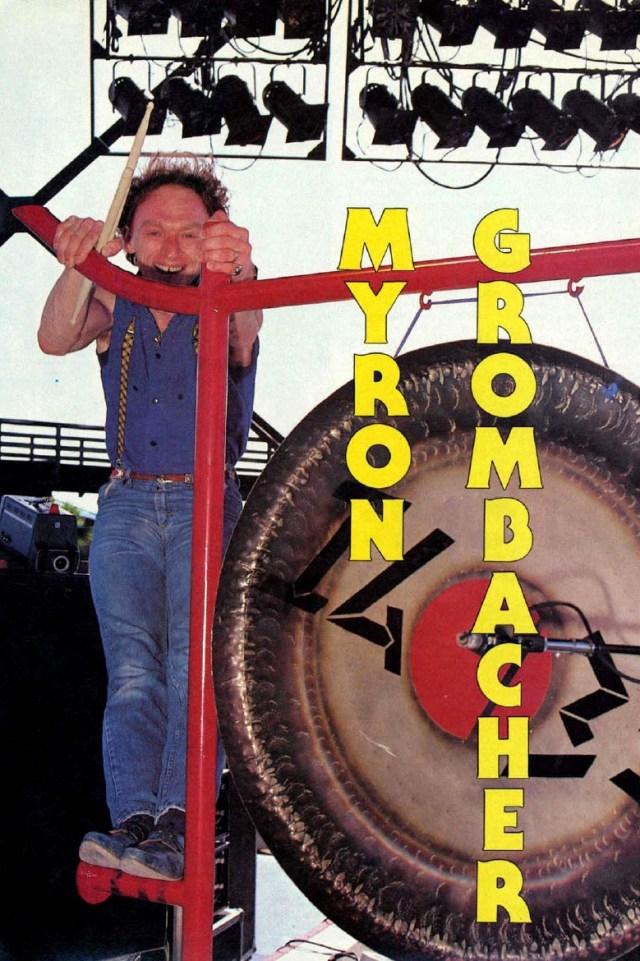 Myron Grombacher