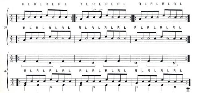 Transferring African Rhythms 5