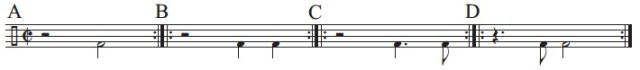 Syncopation Revisited Brazilian Applications 10