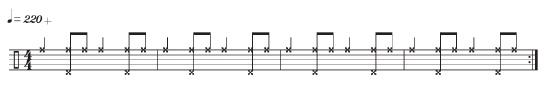 Up-tempo studies 2