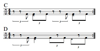 Syncopation Revisited 5