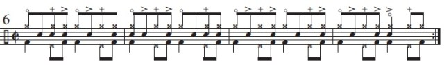 Syncopation Revisited Brazilian Applications 9