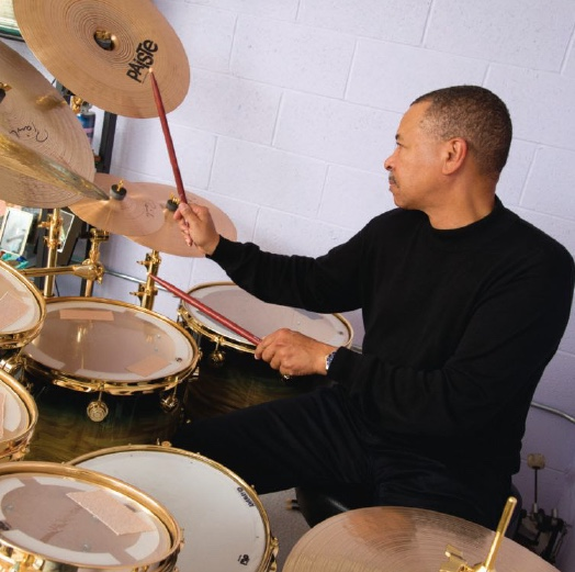 Earth, Wind & Fire's Ralph Johnson - Modern Drummer Magazine