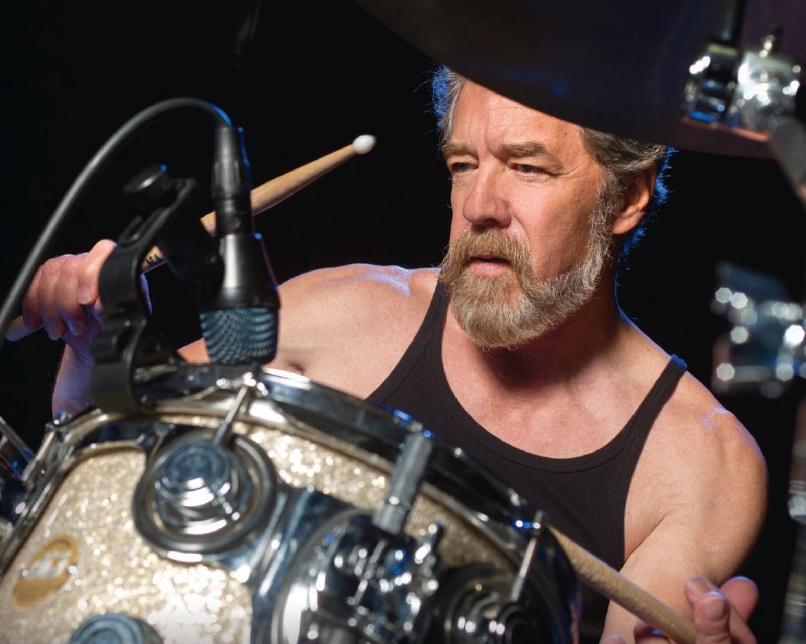 "Doug ""Cosmo"" Clifford - Modern Drummer Magazine"