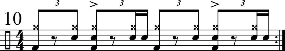 Must-Know Grooves - The Blues Shuffle - Modern Drummer Magazine