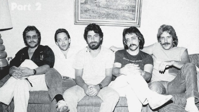 L.A. Studio Drummers Roundtable