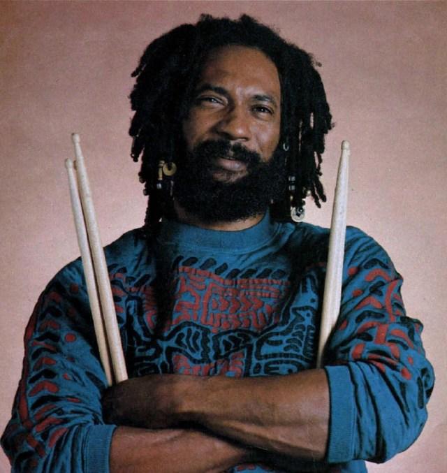 aa49b1f44ef8c Ronald Shannon Jackson s Rhythms Of Life - Modern Drummer Magazine