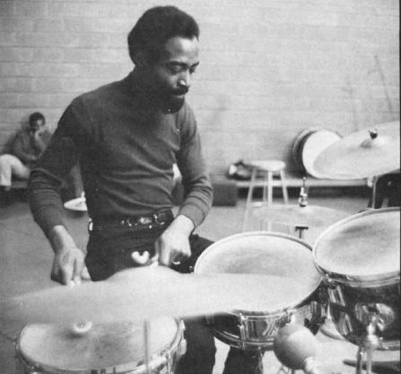 Rashied Ali — The Will To Survive - Modern Drummer Magazine