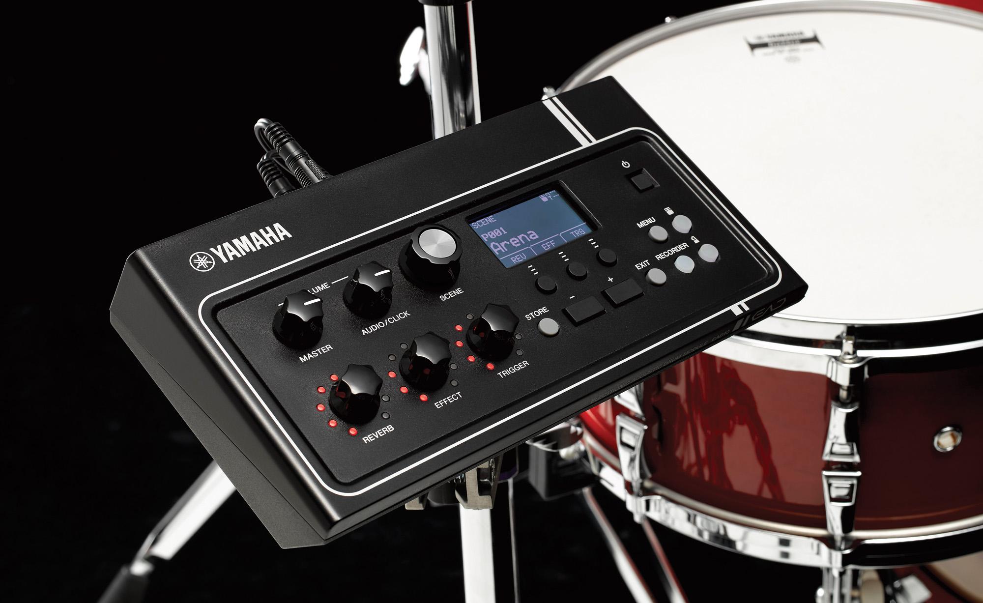 Yamaha - EAD10 Electronic Acoustic Drum Module - Modern