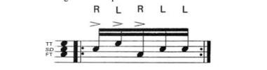 Five-Note Fill/Solo 1