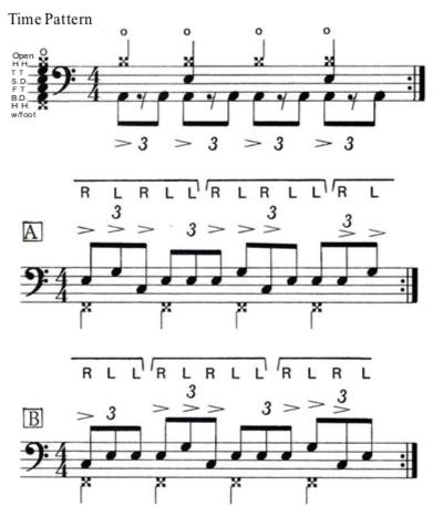 Five-Note Fill/Solo 2