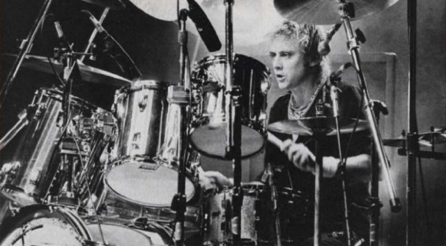 Queen S Roger Taylor Modern Drummer Magazine