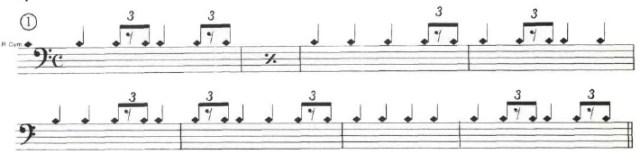 Comping Jeff Watts Style 2