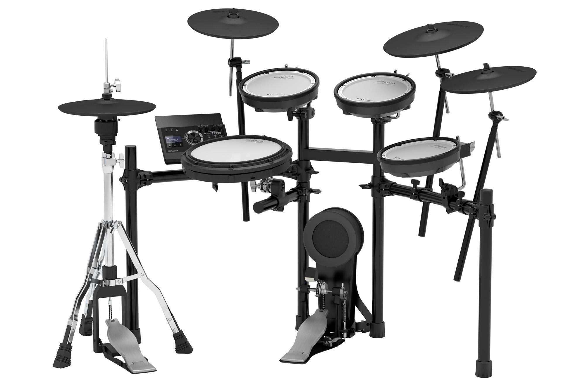 Roland - TD-17KVX V-Drums - Modern Drummer Magazine