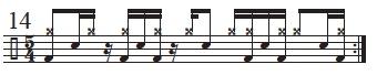 Musical Palindromes 14
