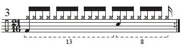 """Golden Measures"" and Fibonacci Rhythms 4"