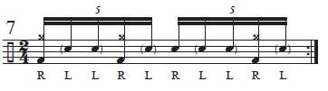 """Golden Measures"" and Fibonacci Rhythms 9"