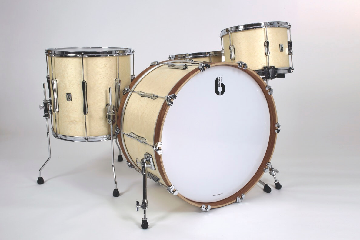 British Drum Company set
