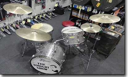 Bentley's Drum Kit