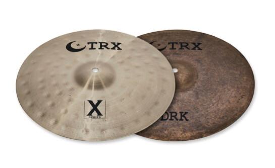 TRX DRK-X cymbals