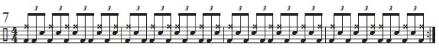 Seven-Note Groupings 7