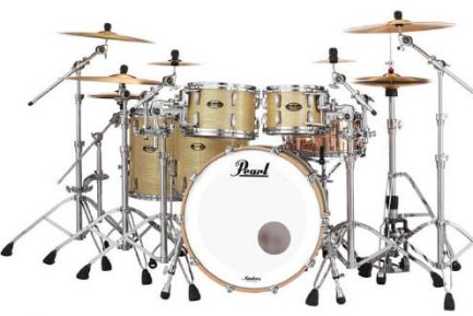 Pearl Masters Maple/Gum Series