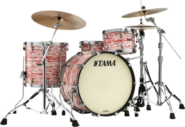 New Gear From Tama, Simmons, LP, Pearl, Sabian and More
