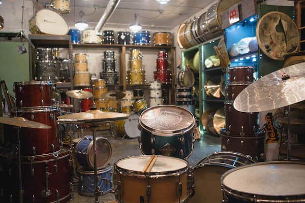 Nelson Drum Shop, Nashville, TN - Modern Drummer Magazine