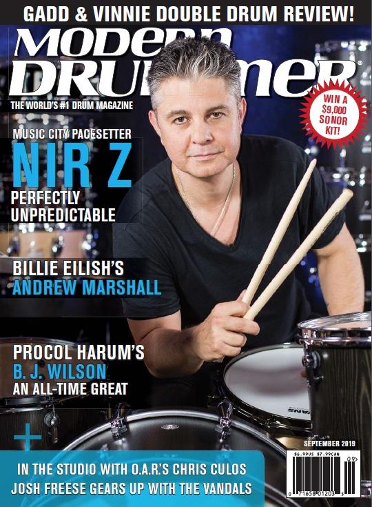 14 Reasons To Love The Doors' John Densmore - Modern Drummer Magazine