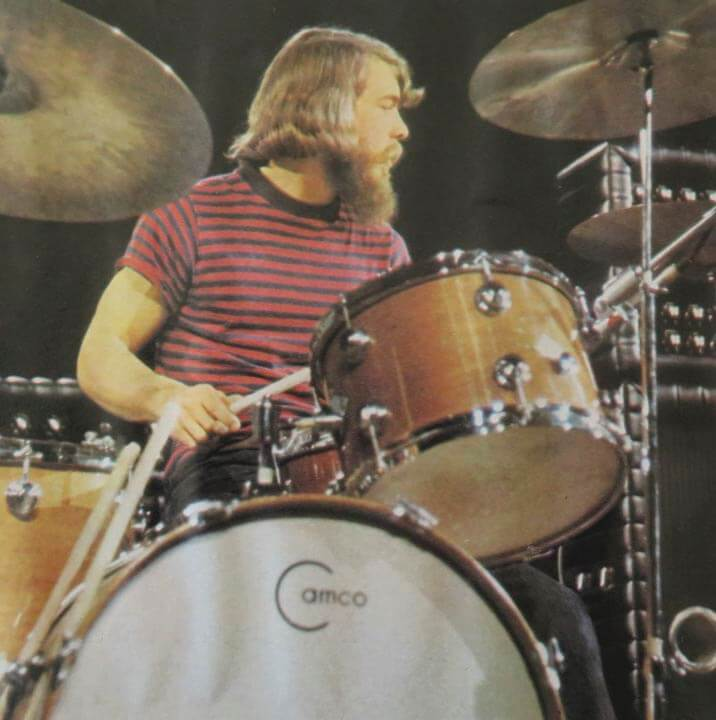 Creedence Clearwater Revival's Doug Clifford - Modern Drummer Magazine