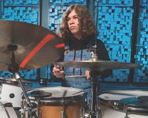 JD Beck - Modern Drummer Magazine