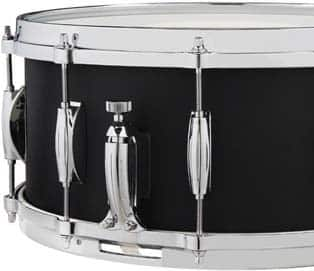 July 2020 Gretsch USA Black Copper Snare Drums E