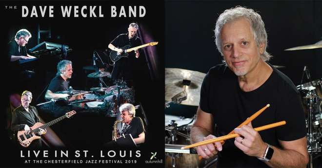 The Dave Weckl Band Live in St. Louis at the Chesterfield Jazz Festival  2019 - Album Review - April 9th, 2021 | Modern Drummer Magazine